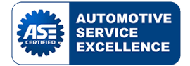 ASE Certified: Automotive Service Excellence